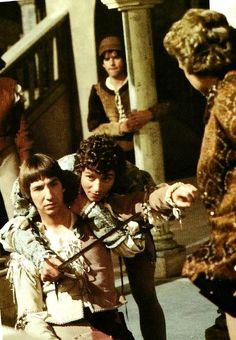 1978 - Alan Rickman in 'Romeo and Juliet'