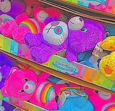 indie kid aesthetic wallpaper monster - Google Search Indie Girl, Soft Wallpaper, Rainbow Theme, Aesthetic Indie, Care Bears, India, Photo Wall Collage, Indie Outfits, Indie Fashion