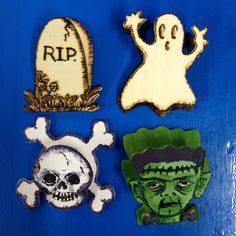 Feeling crafty this Halloween? Pick up a few packs of our spooky wooden magnetic clips.  http://www.sciplus.com/p/GRAVESTONE-AND-SKULLCROSSBONES-CLIPS_55603