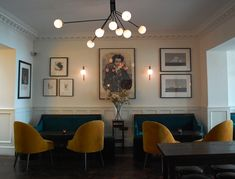 This is the stylish and welcoming foyer of the Haddington House Hotel in Dun Laoghaire with Stoney Road Press artworks throughout. Limited Edition Prints, Foyer, Artworks, Fine Art Prints, Studio, Stylish, House, Furniture, Home Decor