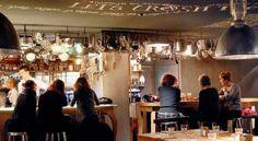 @Mama Shelter - 75020 - Bar + Resto + Hotel = combo! ;)