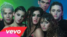 RBD - Solo Quedaté En Silencio (Official Video) HD