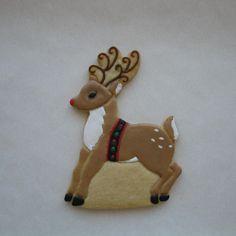 Rudolph | Cookie Connection       ClassicCookies by Parr