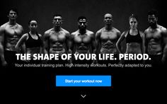 Freeletics #appstowatch #mobile #apps #trends