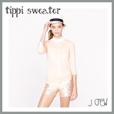 Tippi Sweater J Crew in pastels!