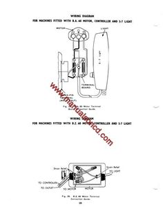 Pfaff 230-332 Automatic Sewing Machine Service Manual