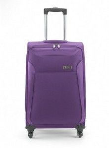 Lightweight purple suitcase. Check it out at: http://www.luggage-uk.co.uk/revelation-nexus-4-wheel-medium-expanding-rollercase-purple/p11