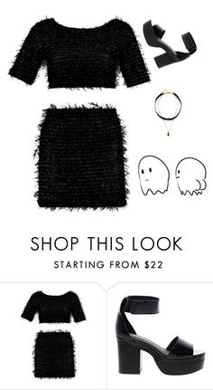 """{Ghost Butt}"" by violet4945110 ❤ liked on Polyvore featuring ASOS"