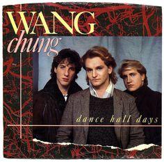 Dance Hall Days Album by Wang Chung (1983)