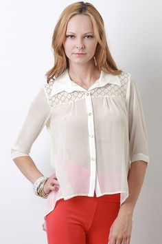 Victorian Bliss Top