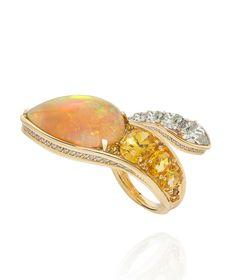 La bague opale de Fernando Jorge