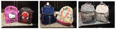 #CONGRATULATIONS to our #BackToSchool Backpack #WINNERS!  K-5th Winners: Melodie Cole & Jeremy Bobbit 6th-8th Winners: Tony Williams & Virgina Roth 9th-12th Winners Tony Williams & Jeremy Bobbit   Please come by the 98 Office to claim your prize!