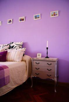 Naifandtastic:Decoración, craft, hecho a mano, restauracion muebles, casas pequeñas, boda: Antes y después de una mesita de noche