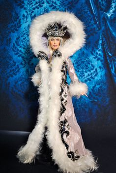 Cher Farewell Tour doll by Magia2000 of Mario Paglino and Gianni Grossi, from Italy