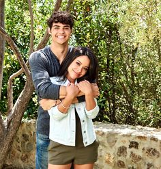 Cierra Ramirez & Noah Centineo // This photo is instant happiness  #TheFosters