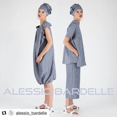 Make your way through #springsummer in comfortable dresses from #AlessioBardelle that is sure to set you apart. #newcollection #SS17 #frühling #sommer #tagesoutfit #fashiongermany #modeagentur #showroomgermany