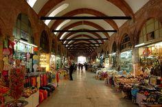 Turkey, Edirne, Bazaar