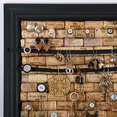 cork board w/ button pins - #cork