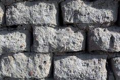 Ancient Bricks of Sand, Glutinous Rice and Rice Hulls