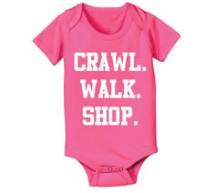 Crawl Walk SHOP