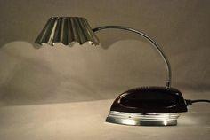My Art Glass World: Gilles Eichenbaum Garbage Lamps