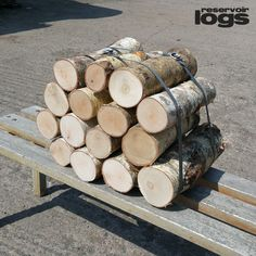 Dry Decorative Display Logs | Reservoir Logs