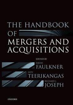 The Handbook of Mergers and Acquisitions Download (Read online) pdf eBook for free (.epub.doc.txt.mobi.fb2.ios.rtf.java.lit.rb.lrf.DjVu)