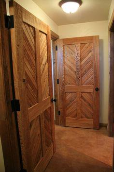 pattern   interior doors   Bayer Built Woodworks