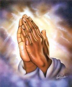 praying hands.....