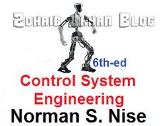 Free download PDF of Control Systems Engineering by Norman S. Nise 7th edition…