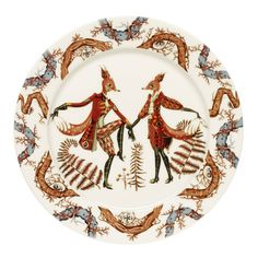 iittala Tanssi Dinner Plate – Touch of Finland
