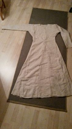 Ett vikingaliv: klänning