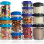 Cheap protein powder container, Buy Quality protein powder directly from China protein container Suppliers: Portable Stackable Protein Powder Container Nutritional Supplement Container Case Snack Box Food Holder Storage Organizer Healthy Meal Prep, Get Healthy, Healthy Snacks, Healthy Eating, Healthy Recipes, Travel Snacks, Snack Box, Lunch Box, Bento Box