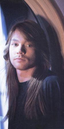 Axl Rose* I so loved him!
