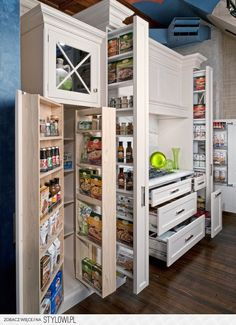 Kitchen Design Ideas, Pictures, Remodeling and Decor ho… na Stylowi.pl
