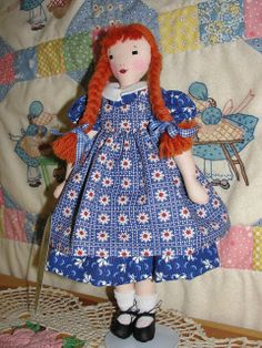 .EFA Doll by grannyinak, via Flickr