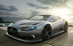 Concept cars Mitsubishi Future Car Concept Grey Edit Full HD Desktop Wallpapers See more about Concept cars, Cars and Future Car. Mitsubishi 3000gt, Mitsubishi Motors, Luxury Sports Cars, Sport Cars, Sport Sport, Audi, Porsche, Future Car, Hd Desktop