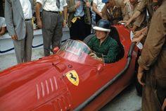 1958 GP Niemiec (Mike Hawthorn) Ferrari 246