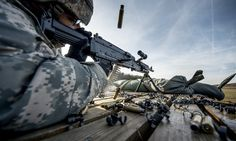 """""""Eyes Downrange, You!"""" by Alexander Jansen Honorable Mention - Div 1 - Military Life"""