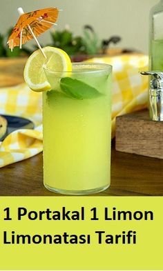 Alcoholic Drinks, Beverages, Cooking Recipes, Healthy Recipes, Cafe Menu, Turkish Recipes, Everyday Food, Milkshake, Orange