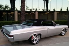 Classic Car News Pics And Videos From Around The World Chevy Muscle Cars, Best Muscle Cars, American Muscle Cars, Chevy Ss, Chevy Impala, Chevrolet Caprice, Chevrolet Chevelle, Donk Cars, Old School Cars