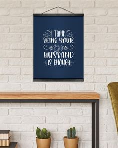 I Think Being Your Husband Is Enough Camping - J Navy camping gift basket ideas, gifts for fisherman, camping quotes friends #dishscrubby #dishscrubbers #dishscrub, dried orange slices, yule decorations, scandinavian christmas Mothers Day Shirts, Mothers Day Crafts, Camping Gifts, Camping Ideas, Diy Camping, Camping Recipes, Camping Coffee, Camping Humor, Camping Places