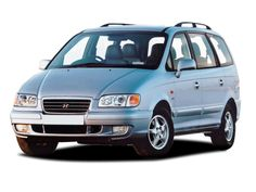 Custom Premium Car Mats to fit Hyundai Trajet 2000