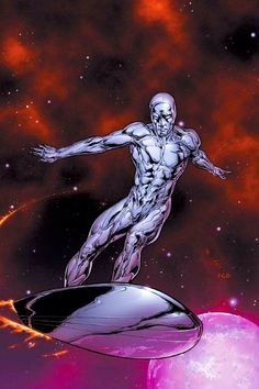 The Silver Surfer - Marvel Comics