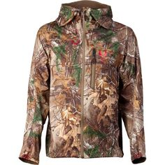 Badlands Men's Exo Rain Jacket - Realtree Xtra: Stay warm and dry on your next hunting adventure with help… #OutdoorGear #Camping #Hiking