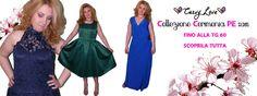 Abbigliamento Donna Curvy e Plus Size dalla taglia 46 alla taglia 62 - Curvy Love