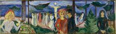 Munch - Elämän tanssi, 1921