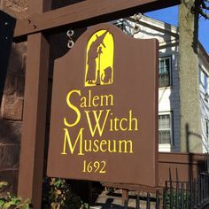 When you visit Salem MA, you will want to check out one of the many witch museum in town. I wouldn't recommend the Salem Witch Museum of kids under East Coast Travel, East Coast Road Trip, Visit Salem Ma, Salem Witch Museum, Salem Mass, Salem Witch Trials, New England Travel, Dream Vacations, Family Vacations