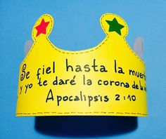 manualidades biblicas para niños - Buscar con Google