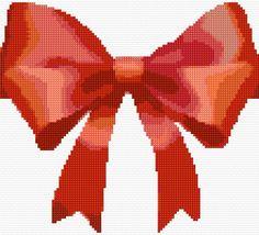 Cross Stitch | Ribbon xstitch Chart | Design